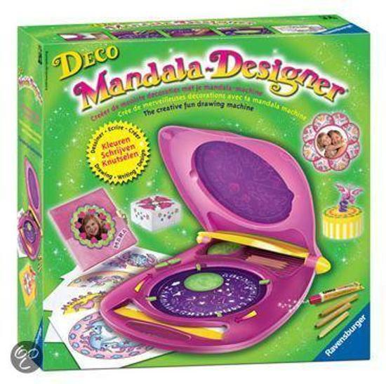 Mandala Designer Machine Deco