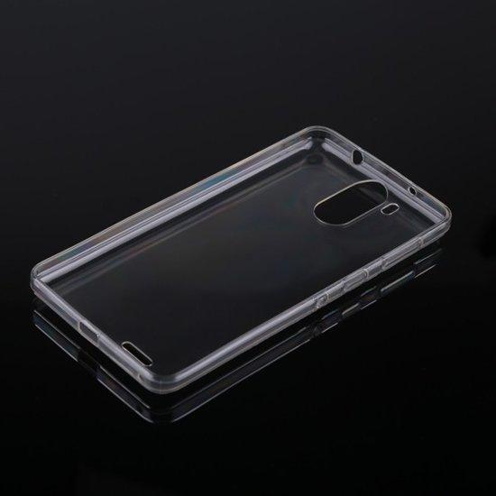 Ulefone Power silicone case Transparant