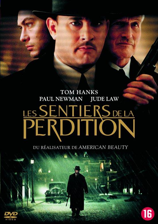DVD cover van Road To Perdition