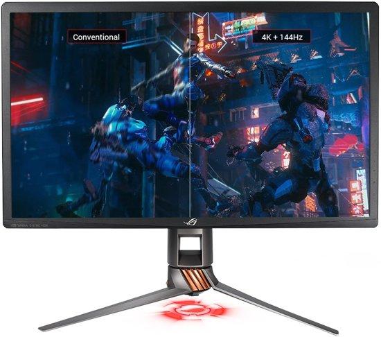 ASUS RoG Swift PG27UQ - 4K UHD HDR Gaming monitor / 144Hz