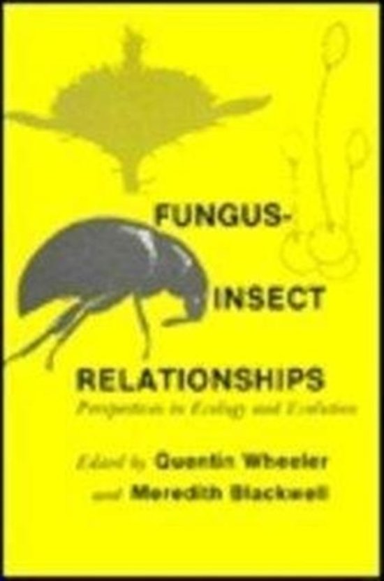 Fungus-Insect Relationships