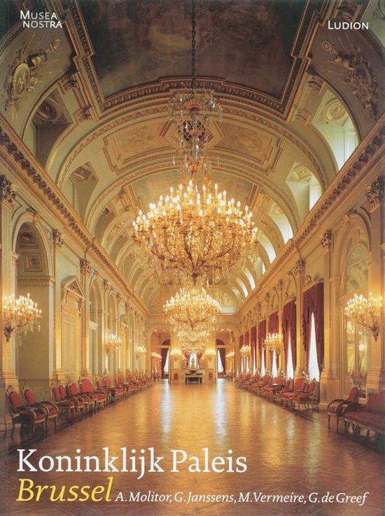 Koninklijk paleis brussel a molitor 9789055441464 boeken - Koninklijk kunstpaleis ...