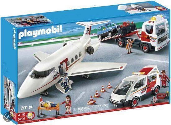 Playmobil Passagiersvliegtuig - 4310