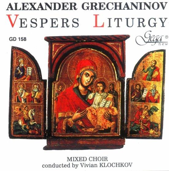 Orthodox Choir - Grechaninov; Vespers Liturgy