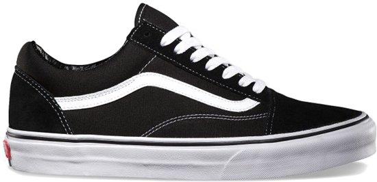 zwarte vans schoenen dames