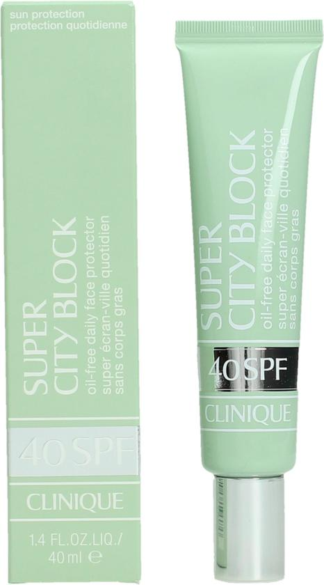 Clinique Super City Block Oil Free SPF40 40 ml