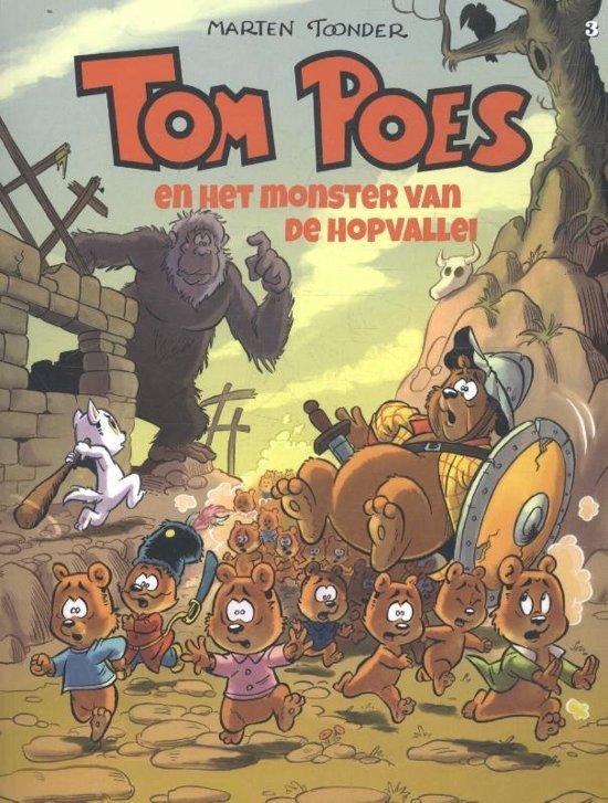 c53213f13a4737 Tom Poes avonturen 3 - Tom Poes en het monster van de Hopvallei