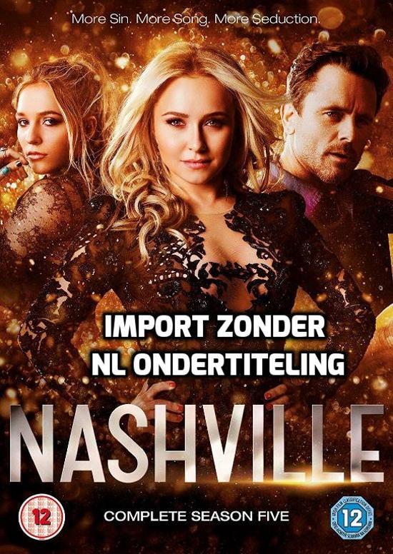 Nashville: Complete Season 5 (Import zonder NL)