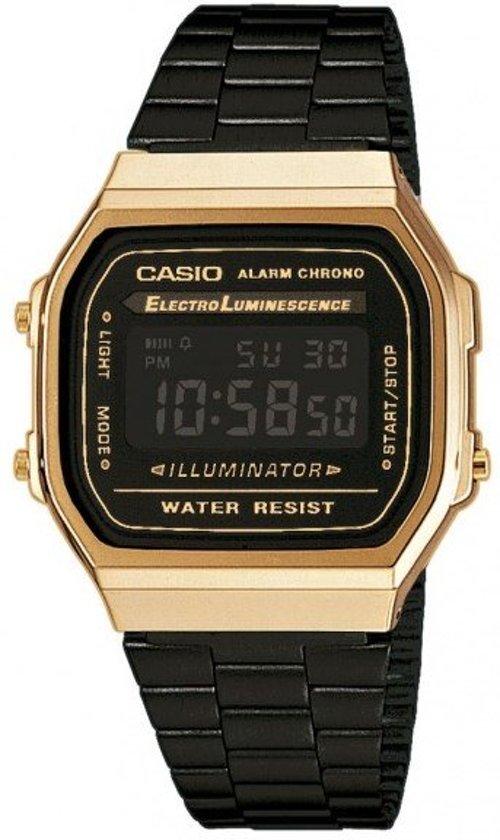 Casio Retro A168WEGB-1BEF