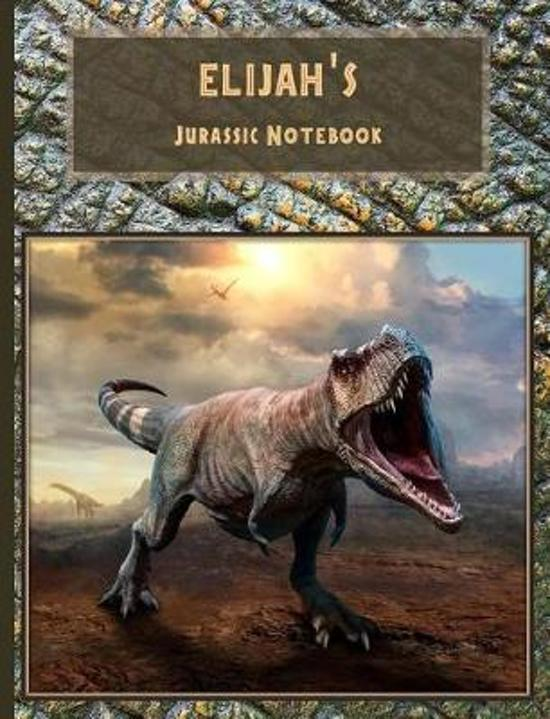 Elijah's Jurassic Notebook