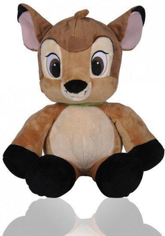 Bambi pluche - Bambi knuffel - knuffelbeer  - Bambi Disney, 55cm