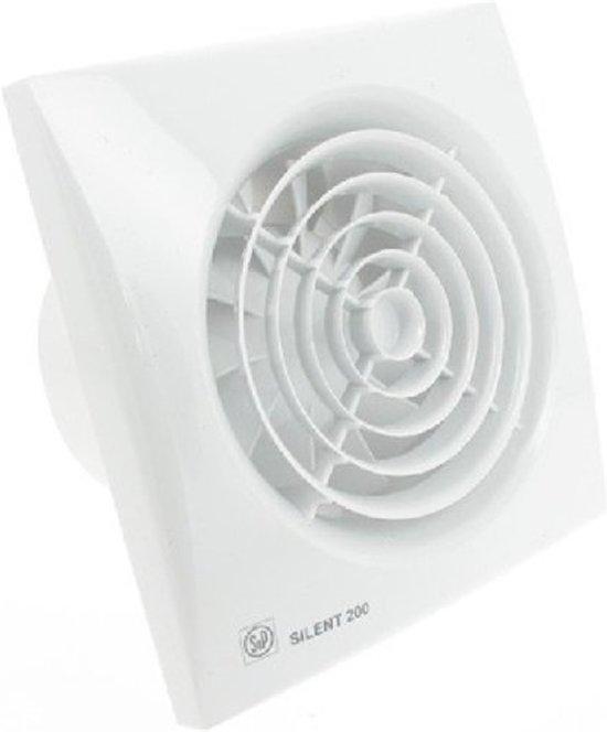 Oprindeligt bol.com | Soler & Palau Silent badkamerventilator - 200cz AT22