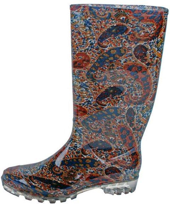 Chic Gevavi Pvc Boots Bruin Dameslaars RHHSwq