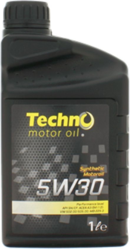 Rask bol.com   Techno Multigrade Motorolie   Auto   Olie   1 Liter   5W-30 UZ-48