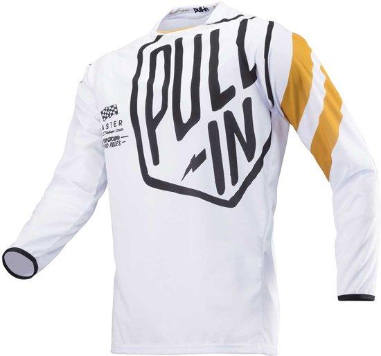 Master Vented White in Full xxl Pull gold Crossshirt Challenger SUzGVqMp
