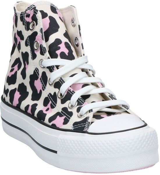 Converse Chuck Taylor All Star Lift Sneakers Roze Dames 37