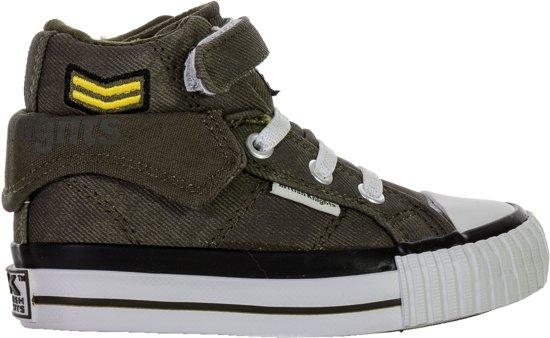 a2192d59c27 British Knights Roco Schoenen Junior Sneakers - Maat 24 - Unisex - groen