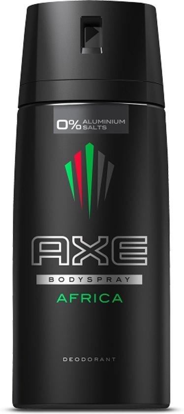 AXE Africa Mannen Spuitbus deodorant 150ml