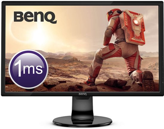 BenQ GL2460BH TN Gaming Monitor - Full HD / 1 ms
