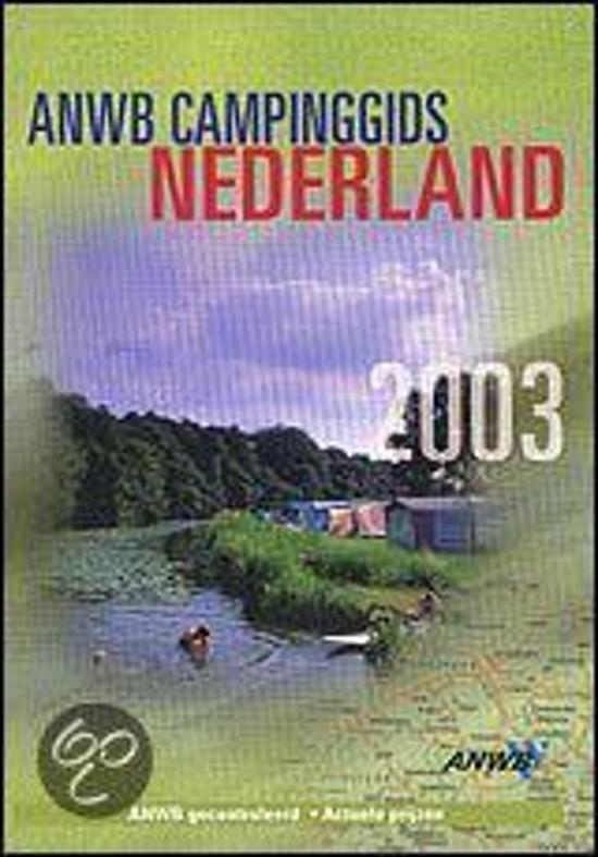 CAMPINGGIDS NEDERLAND 2003