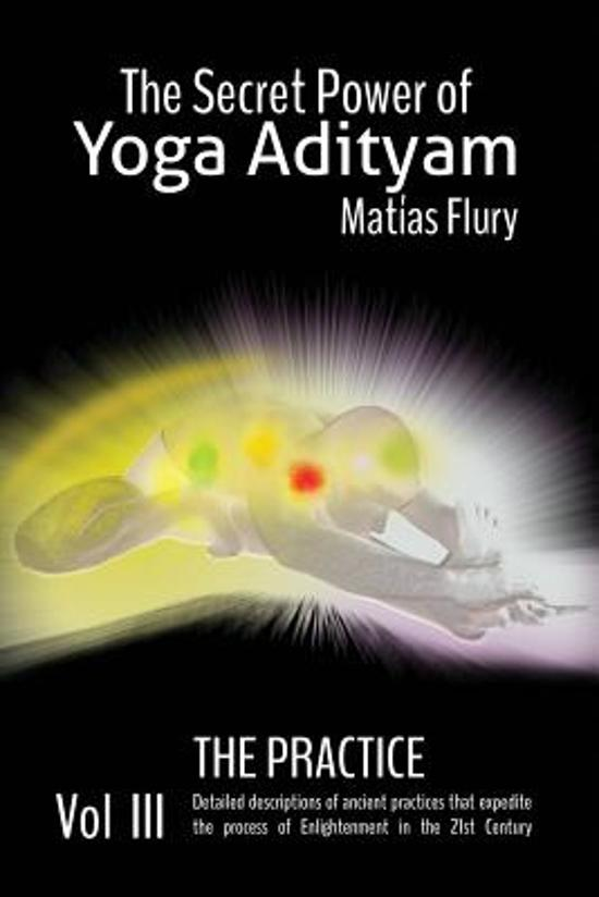 bol com | The Secret Power of Yoga Adityam Vol 3 the