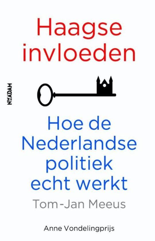 Boek cover Haagse invloeden van Tom-Jan Meeus (Onbekend)
