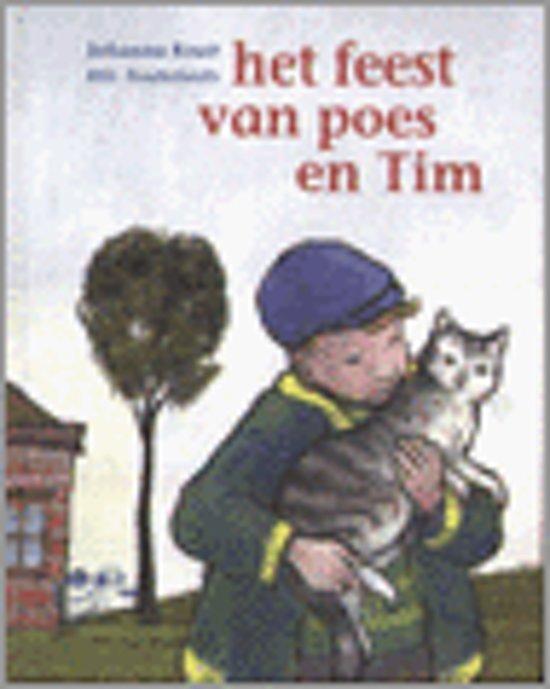 Het Feest Van Poes En Tim - Johanna Kruit |