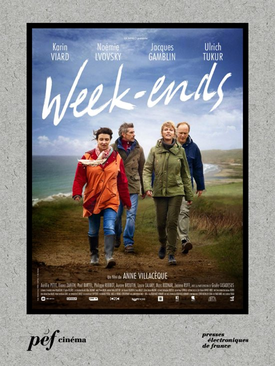 Week-ends - Scénario du film