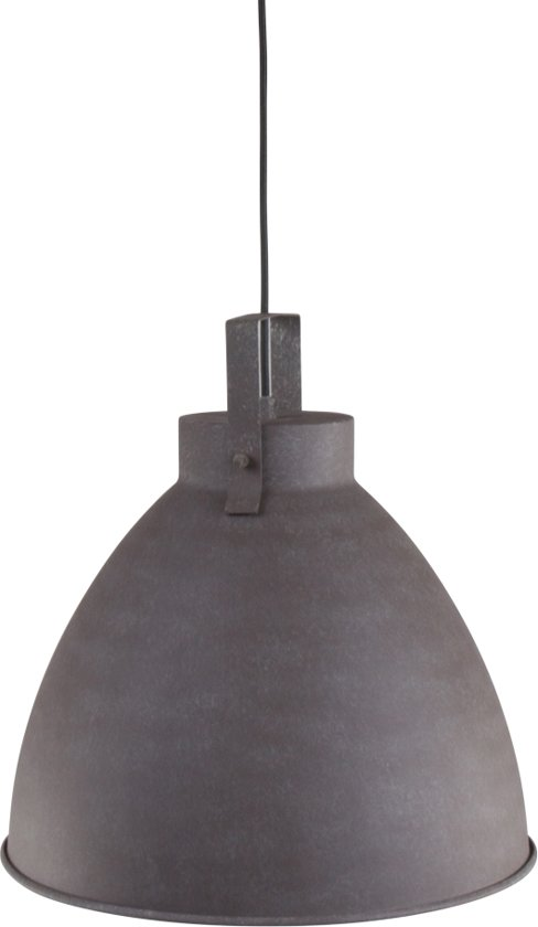 Stoere hanglamp - Lumidem Evali - bruin
