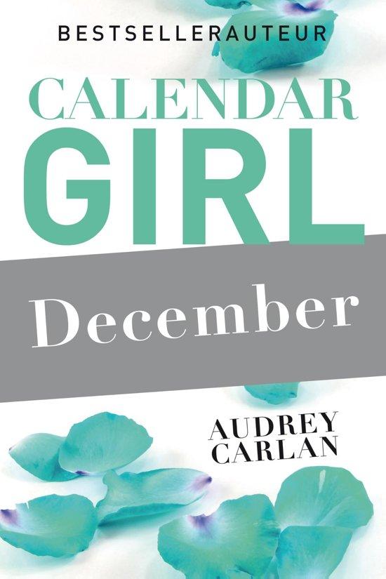 Bol Calendar Girl Maand 12 December Ebook Audrey Carlan