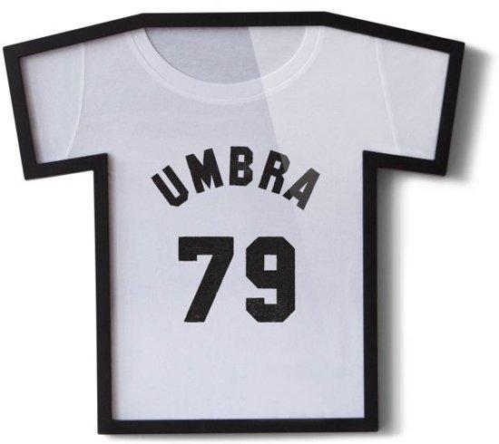 bol.com | Umbra T-Frame t-shirt lijst - 54.6x49.5cm - zwart