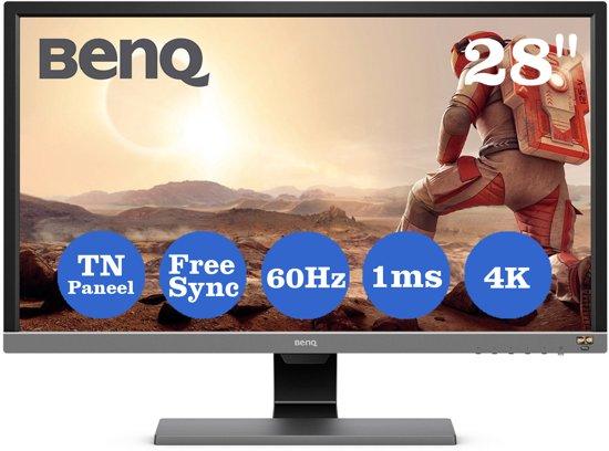 BenQ EL2870U - 4K HDR Gaming Monitor