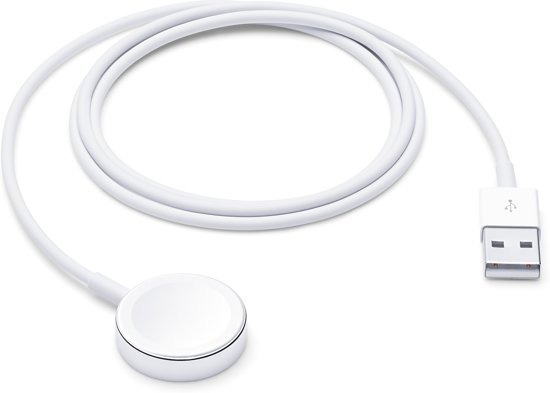 Apple Watch Magnetic Charging Cable 2 m - draadloos opladen