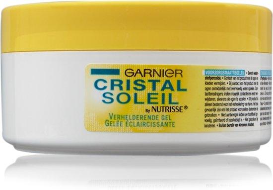 Garnier Nutrisse Cristal Soleil Verhelderende Gel lichte en progressieve verheldering