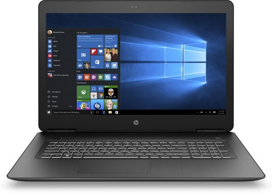 HP Pavilion 17-ab354nd - Laptop - 17.3 Inch