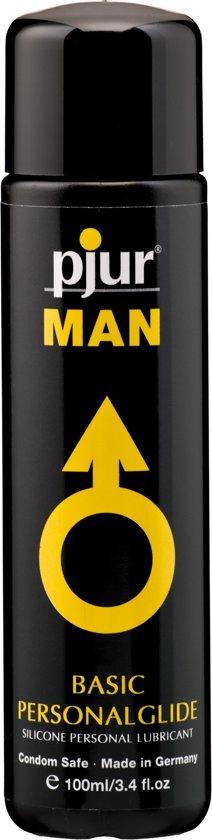 Pjur Man Basic Glijmiddel - 100 ml