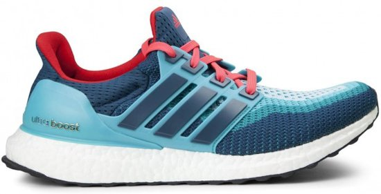 bol.com | Adidas - Ultra Boost Heren loopschoen (turkoois ...