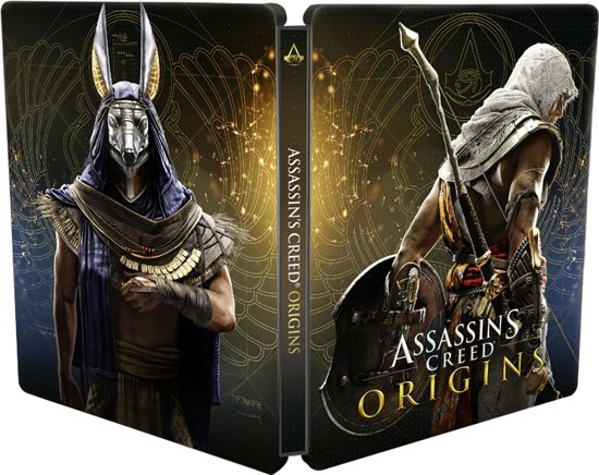 Assassin's Creed Origins Steelbook