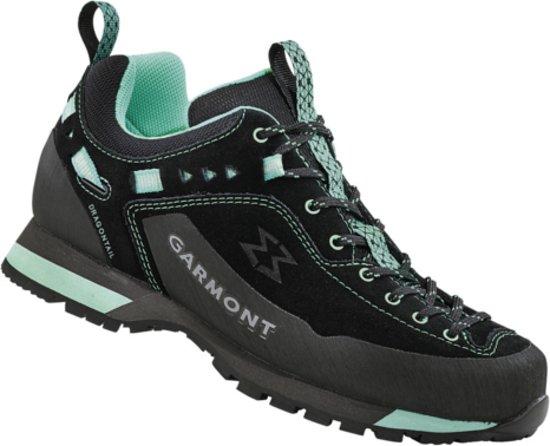 Garmont Dragontail LT wandelschoenen Dames zwart/turquoise maat UK 6,5 | EU 40