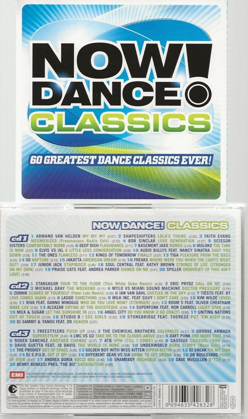 Now Dance Classics