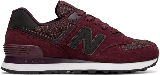 new balance ml574 rood dames