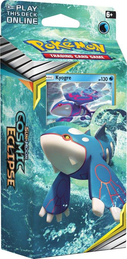 Pokémon Sun & Moon Cosmic Eclipse Thema Deck Kyogre - Pokémon Kaarten