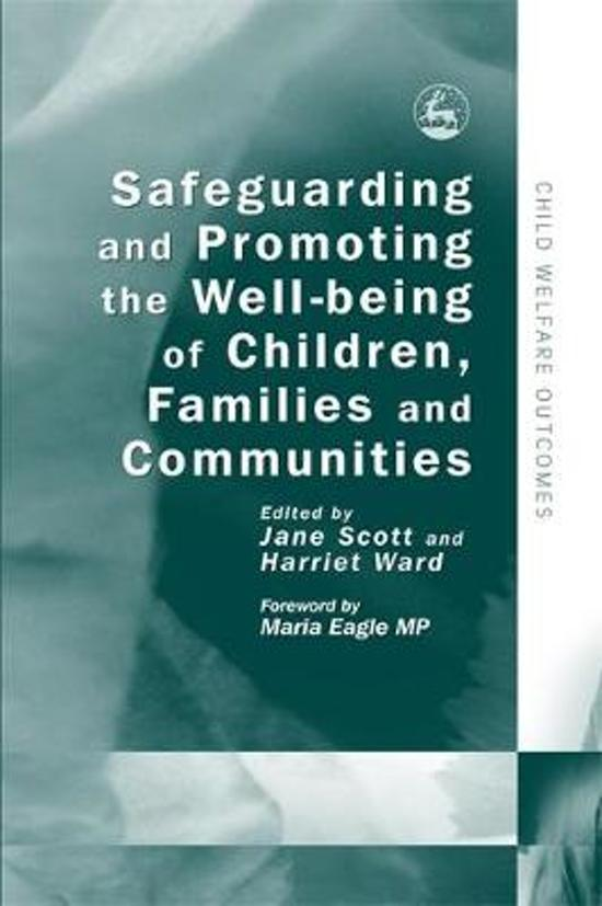 safeguarding the welfare or children and The children first: national guidance for the protection and welfare of children to safeguard children and should consider the need to have guiding principles and safeguarding procedures in place.