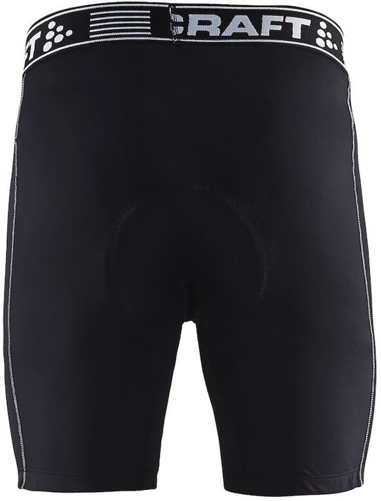 Greatness Shorts Craft white Black Heren Bike Fietsbroek Sportonderbroek 7T55xwqA