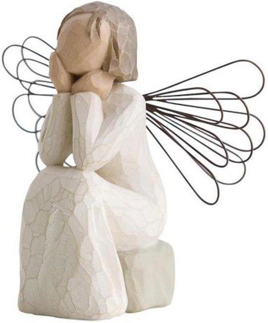 Willow Tree - Angel Of Caring  uit de  Collectie