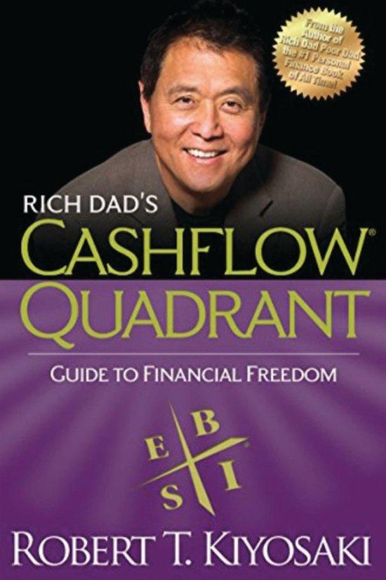 Boek cover Rich Dads Cashflow Quadrant van Robert Kiyosaki (Onbekend)