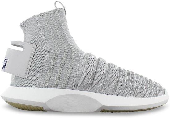 adidas Crazy 1 ADV Sock PK CQ0984 Heren Sneakers Sportschoenen Schoenen grijs Maat EUR 45 13