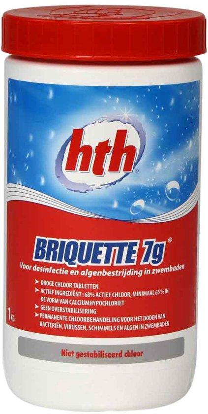 Chloortabletten '1 kg'