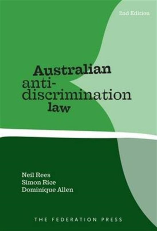 discrimination laws an analysis (may be extended by state laws)  equal pay/compensation discrimination the equal pay act requires that men and women in the same workplace be given equal pay for.