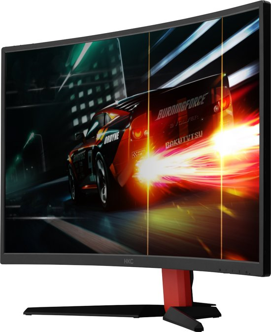 HKC G27 27 inch Full HD Curved gaming monitor 144HZ, Freesync